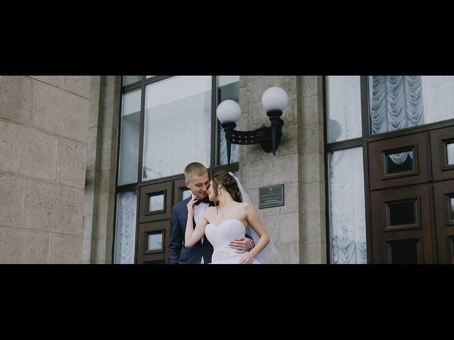 Wedding day: Slava Nastya