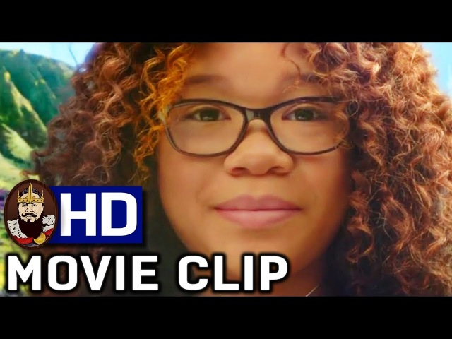 A WRINKLE IN TIME (2018) - They Speak Color HD Movie Clip | The Media Hub this week