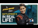 We Play Battlefront II in REAL LIFE, New Star Wars Trilogy Live-Action TV Show Announced, More!