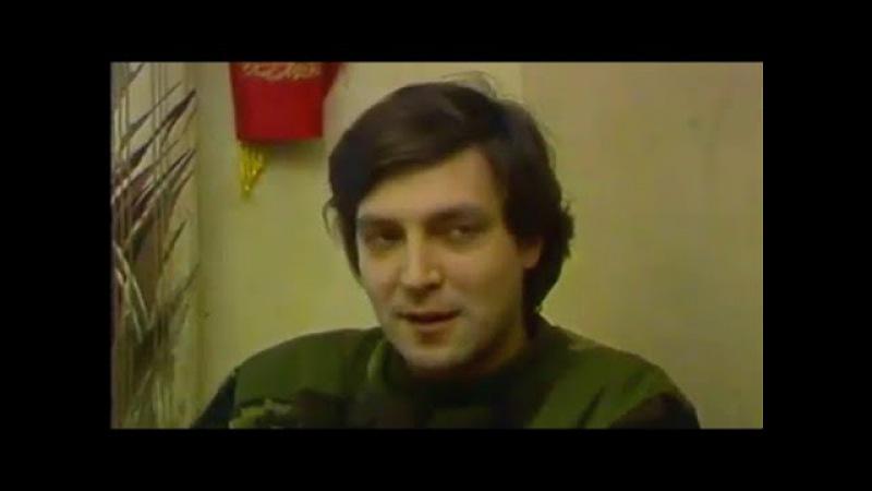 Александр Невзоров Я репортер, а не журналист