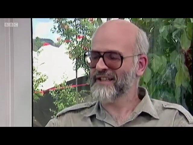 Terry Pratchett - Back in Black BBC Documentary 2017