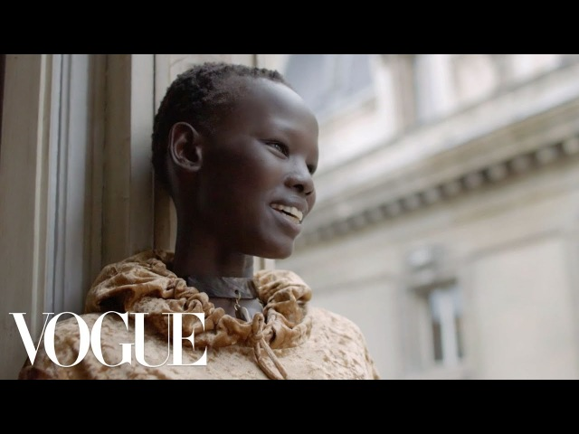 Sudanese Models and Refugees Share Their Stories | Vogue