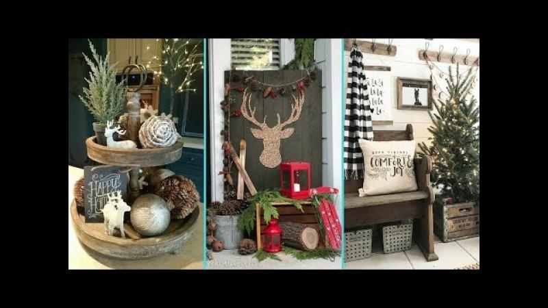 ❤ DIY Shabby chic style Rustic Christmas decor Ideas ❤| Home decor Interior design|Flamingo Mango|