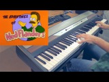 The Adventures of Ned Flanders But It's A Piano Dub