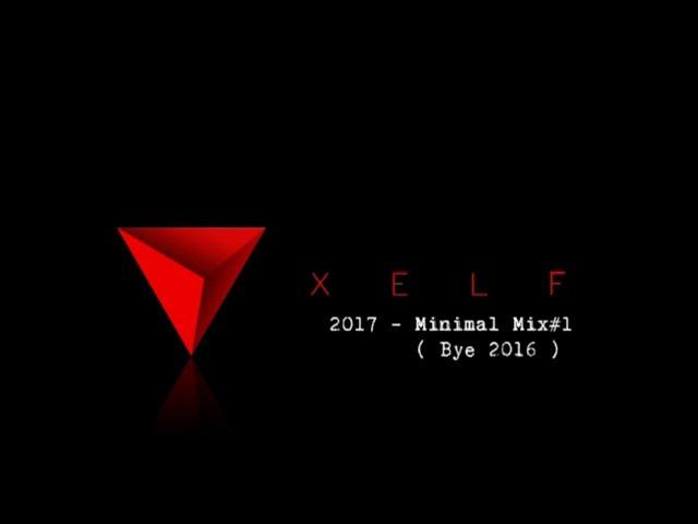 Xelf - Minimal Mix 1 Regentropfen 2017 / ( Coronita )