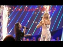 Celine Tam Helene Fischer - Amazing DUET Interview You Raise Me Up Die Helene Fischer Show
