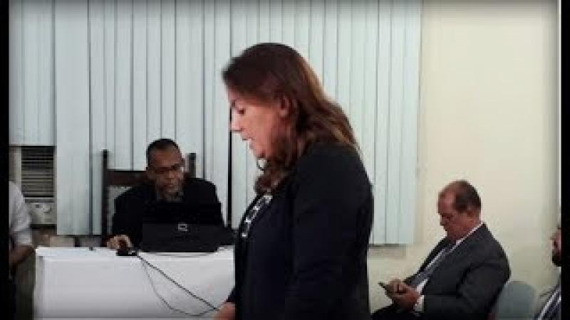 Advogada nega intenção do Vitória de encerrar partida e critica perícia do Bahia