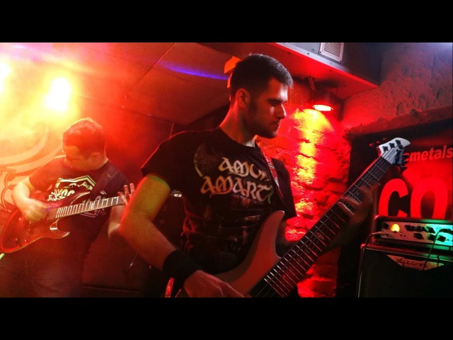 Wolfanger - Serpent's Cave (Live at Barvy club, Kiev, 03.02.2018)