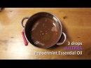 Hot Chocolate with doTERRA Essential Oils Горячий шоколад с ЭМ doTERRA
