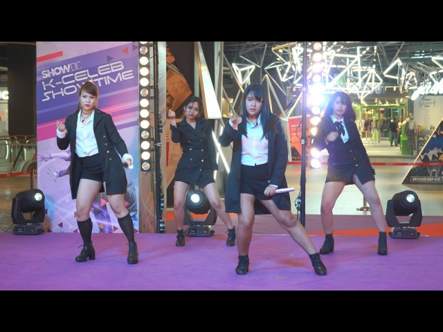 170225 Radish cover MAMAMOO - Décalcomanie @ SHOW DC K-Pop Cover Dance (Audition)