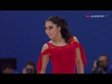 Gabrielle DALEMAN SP - 2017 Cup of China