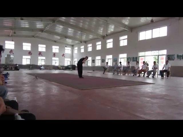 Seven Star Fist Form Grading, Qufu Shaolin Kungfu School, China