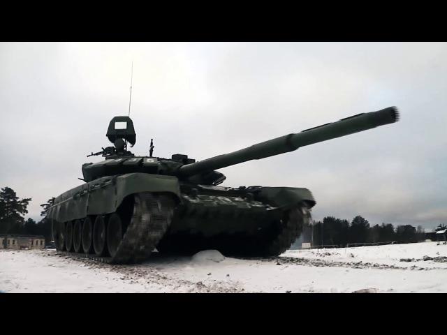Более 500 экипажей ЗВО участвуют в отборочном этапе танкового биатлона
