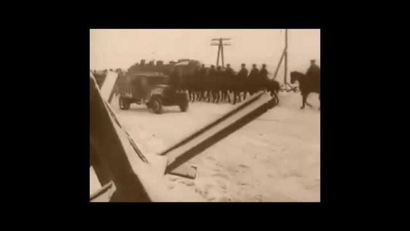 • Действия 1 гвардейского кавалерийского корпуса под командованием П.А. Белова