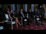 Владимир Путин посмотрел новый фильм «Легенда оКоловрате». Новости. Первый канал