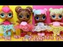 Одежда для кукол lol surprise Как сделать 👗👗👗Для кукол ЛОЛ своими руками.