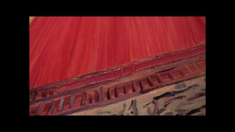 Пишем как Ван Гог Художник Игорь Сахаров Уроки живописи для начинающих » Freewka.com - Смотреть онлайн в хорощем качестве
