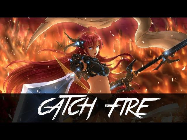 「AMV」Anime Mix- Catch Fire 🔥