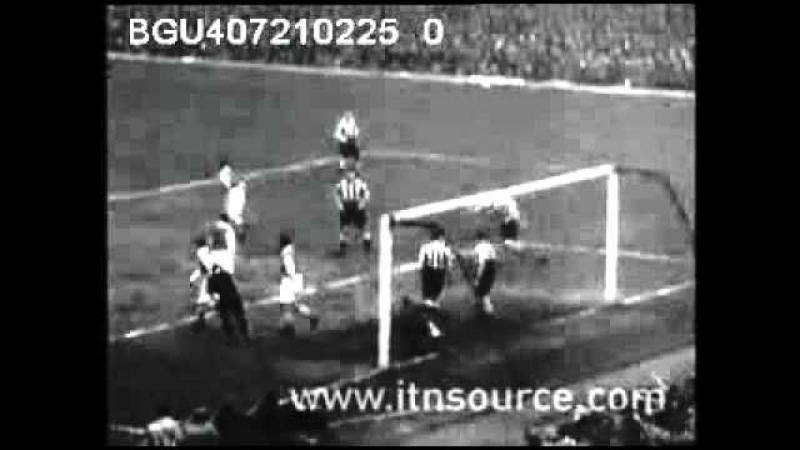 Arsenal v Newcastle United 3-0 Fifth round of the 1936 FA Cup.wmv