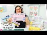 D.I.Y. - Porta Tudo - Kit Higiene Karina Uz