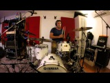Yamaha Stage Custom Birch Drums - Cover of Lean On, Style and Lush Life Mashup