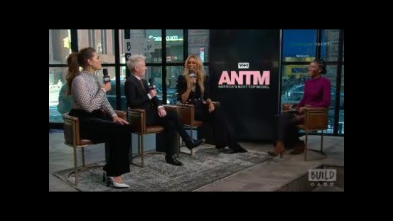 Tyra Banks, Ashley Graham Drew Elliott On Season 24 Of Americas Next Top Model