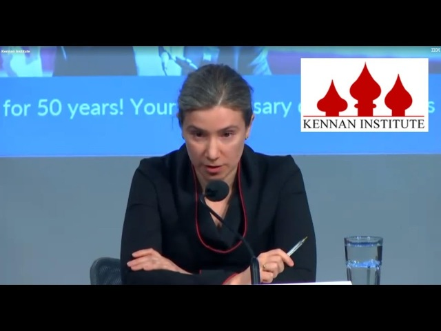 Екатерина Шульман О выборах 2018 Kennan Institute Russian Presidential Election What's Next 20 03 2018