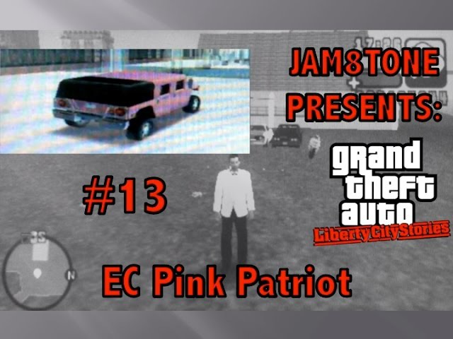GTA LCS Special Vehicle Guide Part 13 (Obtaining an EC Pink Patriot with Chrome Plated Bumpers)