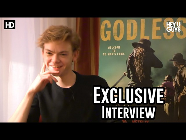 Thomas Brodie-Sangster talks Godless, The Maze Runner, Game of Thrones Star Wars