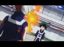 BNHA AMV Tododeku Everytime We Touch