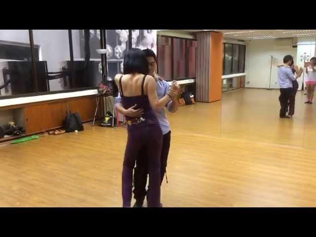 Kizomba Basic Steps the easy and the best on youtube