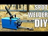 CHEAP Spot Welder DIY (using simple tools) PLANS
