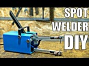 CHEAP Spot Welder DIY using simple tools PLANS