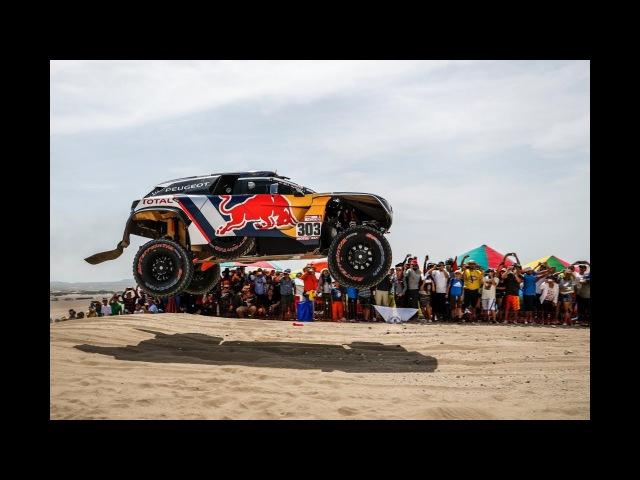 Rally Dakar 2018 - Best fan moments!