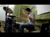 Adelitas Way - Hate Love (drum cover)