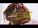 Lil Yachty can't stop licking his lips in this interview