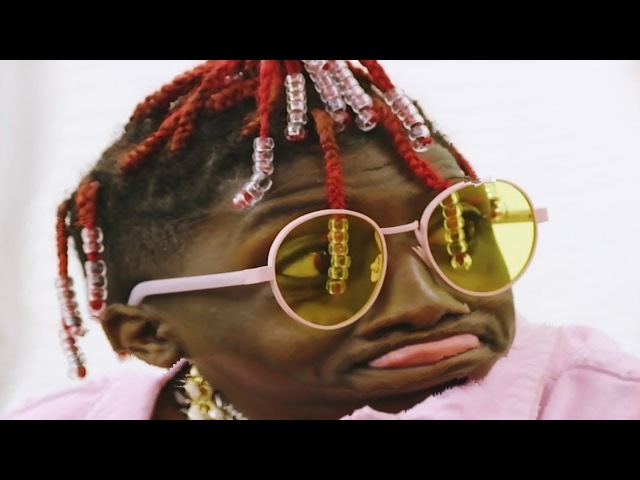 Lil Yachty cant stop licking his lips in this interview