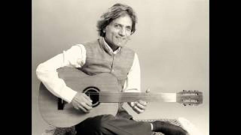 Vasant Rai, fretless guitar: Alap in Raga Darbari Kanada, 1981