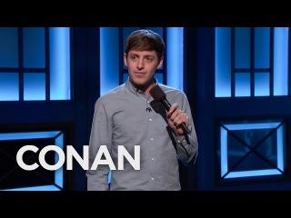Alex Edelman Has Tried Cocaine But Not Bacon - CONAN on TBS