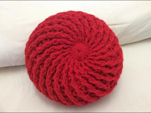 Móc mũ len đẹp phần 1 vòng 1 3 How to crochet a beret hat part 1 round 1 to 3
