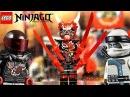 LEGO Ninjago 70639 Уличная Погоня и Мистер Э Обзор