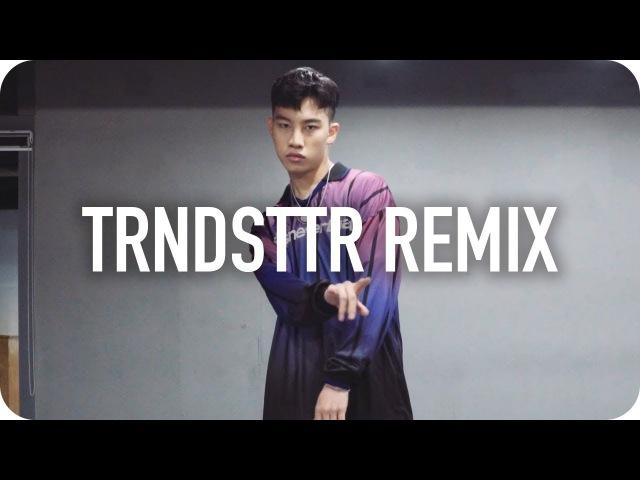 TRNDSTTR - Black Coast(Lucian Remix) /Jinwoo Yoon Choreography