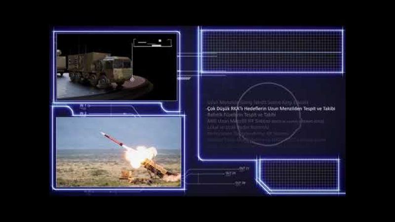ASELSAN EİRS Uzun Menzilli Erken İhbar Radar Sistemleri Harika Videolar müzikler resimler