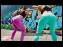Twerk Freestyle by DHQ Kris Moskov Dizzy Fitness from AussieTwerk Big Yamo - La Batea