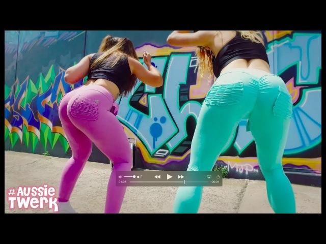 Twerk Freestyle by DHQ Kris Moskov Dizzy Fitness from AussieTwerk | Big Yamo - La Batea