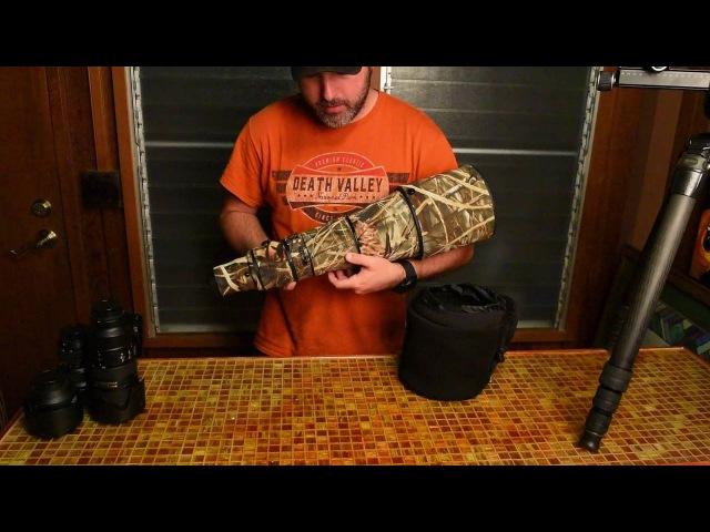Part 1: Nikon AF-S Nikkor 800mm f/5.6E FL ED VR Up Close and Personal