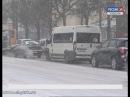 Дорожные службы Чувашии справились с ночным снегопадом