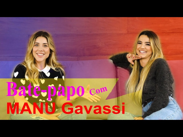 Manu Gavassi - novo clipe, carreira e novidades!