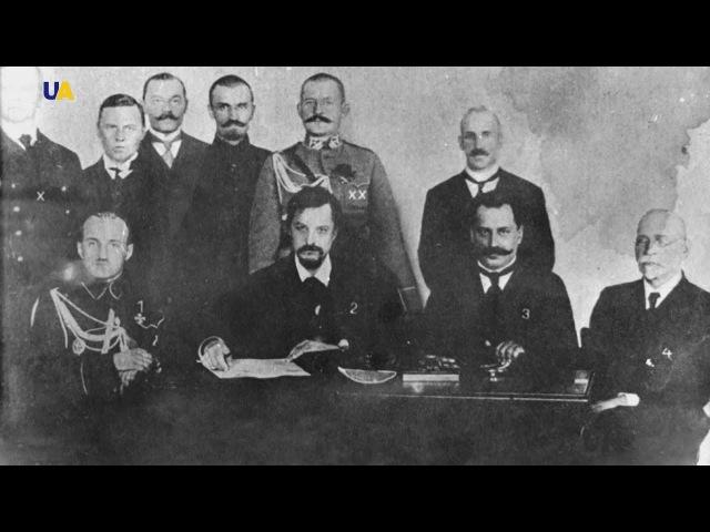 Пишемо історію. Олександр Шульгин - перший міністр закордонних справ України (2017) HD