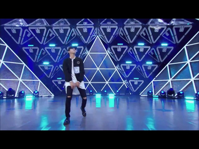 [No Cut] Idol Producer 1st Evaluation Performance: Liang Hui - Turn Up